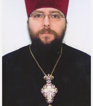 Протоиерей Александр Мирошниченко, штатный священник Свято-Андреевского собора, руководитель епархиального отдела по работе с семьей